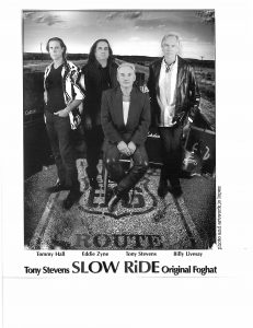Slow Ride Poster