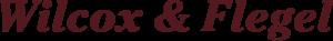 Wilcox & Flegel Logo